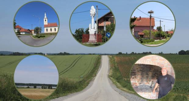 Marino Selo, pitoreskno naselje na krajnjem zapadu naše županije