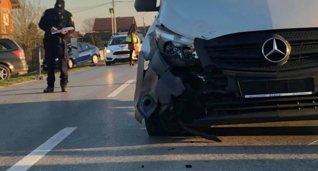 Tijekom jučerašnjeg dana dogodile se četiri prometne nesreće s materijalnom štetom