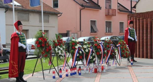 Obilježena 30. godišnjica Dana državnosti RH u Požegi
