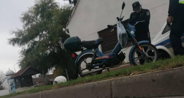 U prometnoj nesreći kod Ožegovaca teško ozlijeđen 64-godišnjak