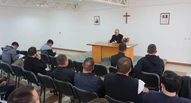 Susret mladih svećenika i đakona Požeške biskupije