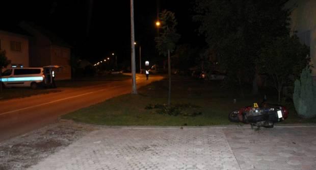 ZA VIKEND PET PROMETNIH NESREĆA: Motociklist koji je sletio sinoć bio pijan