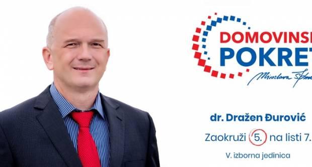 Dražen Đurović: Nikome ne dam na Hrvatsku!