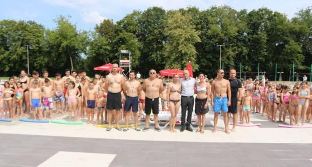 Svečano otvorenje Škole plivanja Požeškog športskog saveza je u petak, 03. srpnja u 10,30 sati