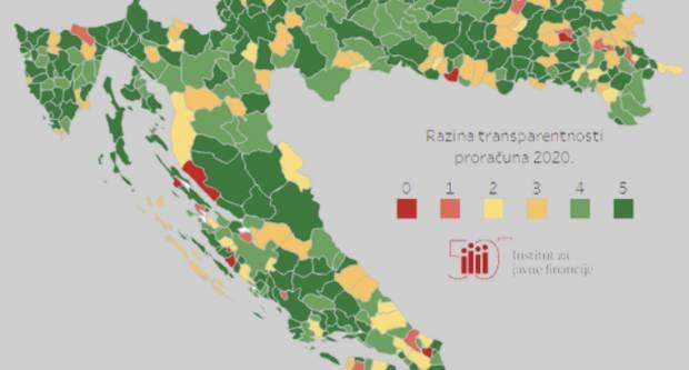 U RH najtransparentniji gradovi i općine s područja Požeško-slavonske županije