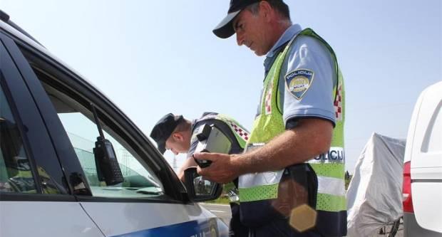 22-godišnji vozač pijan i bez vozačke ʺzaradioʺ kaznu od 25 tisuća kuna