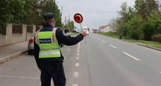 Dan bez poginulih u prometu, pojačan nadzor prometa diljem PSŽ