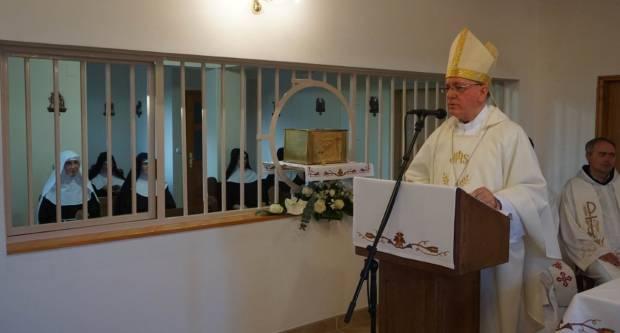 Blagdan sv. Klare kod požeških klarisa