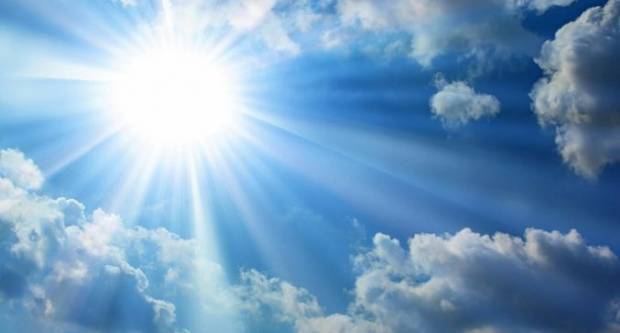 Danas sunčano i iznadprosječno toplo