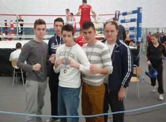 Požeškim boksačima dvije bronce: ¨Sudci su naklonjeni velikim klubovima¨