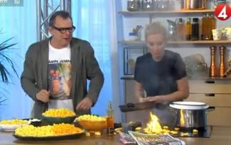 VIDEO Je li ovo najgora TV kuharica ikada?