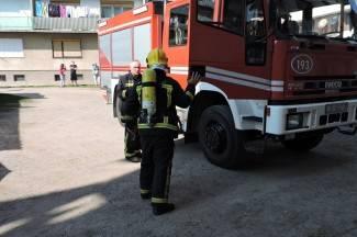 Izbijaju požari po cijeloj Požeštini, od Orljavca do Vlatkovca