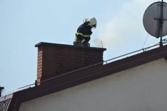 U Kaptolu se zapalio dimnjak, u Deževcima izgorjelo krovište