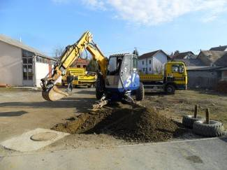 Širi se kanalizacijska mreža u Kaptolu