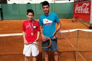 Nikola treći na prvenstvu Slavonije: ¨Nije bilo teško, osim u polufinalu¨
