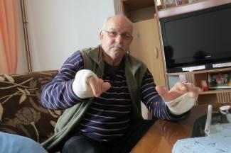 Presadili mu prst s lijeve na desnu ruku: ¨Nadam se da ću je sad moći koristiti¨