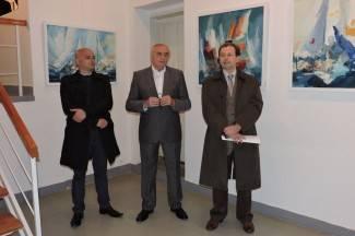 Jedra u Gradskom muzeju - otvorena izložba Mate Jurkovića (foto)