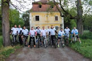 U znak sjećanja na poginule suborce biciklirali od Trenkova do Ivanovca