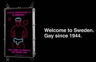 Šveđani će protiv ruske flote poslati ovog gay mornara (video)