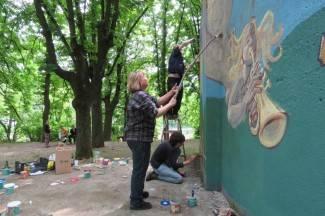 Stari grad dobiva mural; ružni grafiti odlaze u povijest (foto)