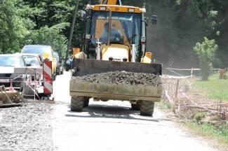 Zatvorena cesta Kaptol - Alilovci, prometuje se obilazno