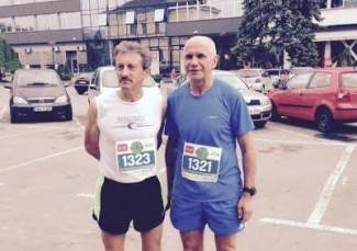 Pisarović, Brus i Ugrčić se pripremaju za maraton u Linzu: Trčanje po snijegu nije problem