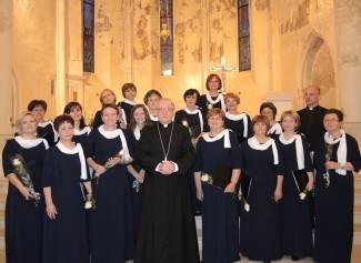 Pjevački zbor medicinskih sestara održao koncert marijanskih pjesama