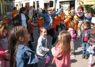 Dječji vrtići u akciji: Volim svoj grad Požegu