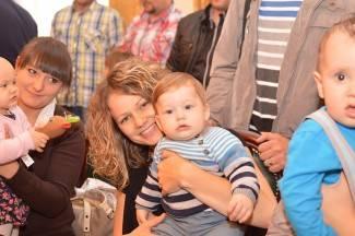Požega: Prijem za bebe kod gradonačelnika