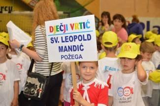 Na Olimpijadi dječjih vrtića najuspješniji klinci s Praulja