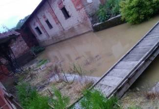 Vaše fotografije: Poplava u Brestovcu, 26.5.2015.
