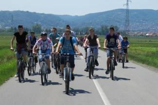 Požega: Oko 400 sudionika na 2. Puminoj biciklijadi