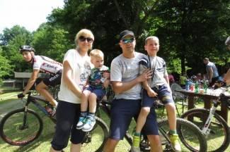 Cijela obitelj iz Dugog Sela došla na biciklijadu: ¨Očekivali smo težu dionicu, ali ovo je bilo taman¨