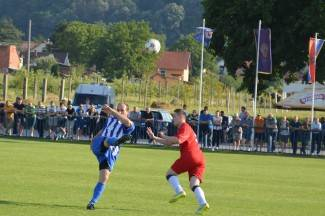 Kvalifikacije za 4. HNL: NK Dinamo (Vidovci) - NK Graničar (B. Varoš) 0:1