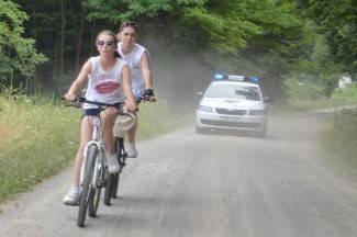 Pleternica: Biciklijada do Klašnica
