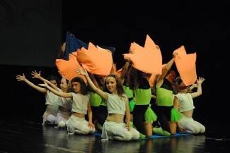 Promo: Afrika - plesna predstava Marine Mihelčić