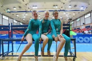 Plesačice, mažoretkinje i twirlingašice iz cijele regije odmjerile snage u Grabriku