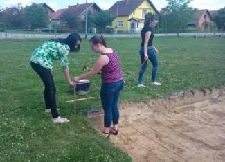 Mladi, pokrenimo se: Pleterničani povukli novac iz EU za pješčano odbojkaško igralište