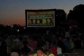 Kino pod zvijezdama: Projekcija filma Šegrt Hlapić