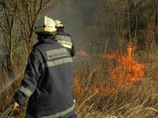 Vatreni vikend: Pet požara na otvorenom