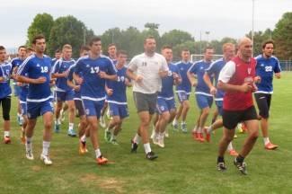 Slavoniju napustio Martinović, trener Bakula vjeruje u podmladak