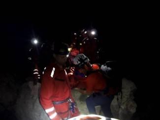Požeški HGSS-ovac u akciji spašavanja Slovaka: Pao je sa stijene i teško se ozlijedio