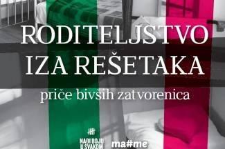 Zbirka priča zatvorenica iz Požege: ¨I one doje, tješe i umiruju bebe¨