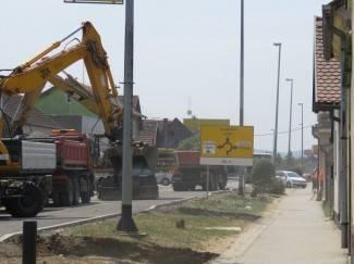 Pleterničko gradilište: Produžen rok za puštanje ceste u promet