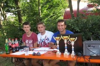 1. Memorijalni nogometni turnir u Frkljevcima