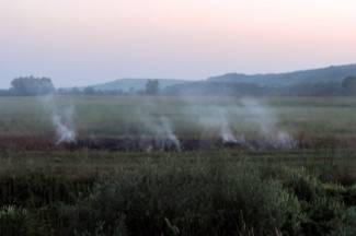 U samo nekoliko sati izgorjelo 20.000 četvornih metara površina