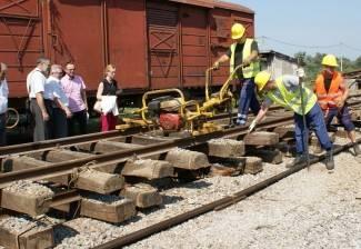 Rekonstrukcija pruge Pleternica-Čaglin: ¨Visio sam u ministarstvu i Željeznicama da se radovi nastave¨