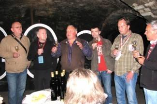 Novinari obišli kutjevačke vinske podrume