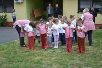 Djeca iz vrtića i škola obilježila Hrvatski olimpijski dan
