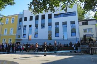 Otvorenje nove zgrade i sportske dvorane Katoličke osnovne i srednje škole, 12.9.2015.
